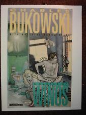 A COUPLE OF WINOS- Charles Bukowski & Matthias Schultheiss, '91 1st Print *RARE!