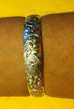 SACRED LUCK LOVE & PROTECTION SILVER FASHION BRACELET BLESSED BY MIRACLE MONKS A