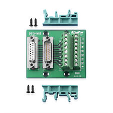 DB15 DB15-MG6 Stecker / Buchse  Header Breakout Board Terminal Block
