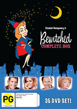 BEWITCHED - COMPLETE SERIES [NON-USA FORMAT PAL REGION 4] (35 DVD)