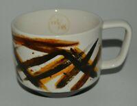 MINTY Modern STARBUCKS 2014 Artisan Series 04/08 Into The Fire 12 oz Mug