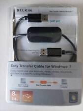 BELKIN EASY TRANSFER CABLE WINDOWS 7