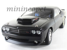HIGHWAY 61 50722 DODGE CHALLENGER CONCEPT SUPER STOCK 392 HEMI 1/18 MATTE BLACK