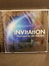 The Invitation CD Narrated by Lee Strobel Christian Witness LifeWay Maranatha FS