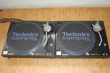 2X Pair Technics SL-1200 M5G's with Original Slipmats Excellent L@@@@K!!!!