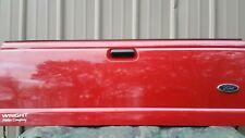 2001 FORD RANGER EX CAB PICKUP REAR CARGO TAILGATE.