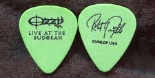 OZZY OSBOURNE 2002 Tour Guitar Pick!!! ROBERT TRUJILLO custom concert METALLICA