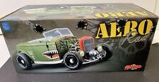 1:18 GMP ACME 32 1932 FORD DEUCE AERO ROD G1805022 HOT ROD DIE CAST WWll Car