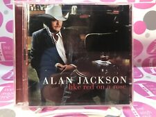 Alan Jackson: Like Red on a Rose - TARGET LIMITED EDITION ~ CD & DVD