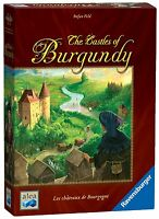 Ravensburger The Castles of Burgundy Board Game, 81243 For ages 12+ Kids New
