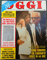 OGGI 43-44/1980 KESSLER SELLERS NICHETTI CASAROLI BRAIBANTI BEARZOT CAROLINE