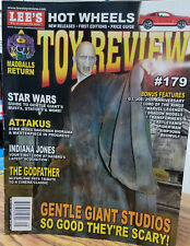Lee's TOY REVIEW Magazine #179 SEP 2007 Harry Potter, GI Joe Guide to collecting