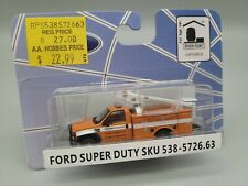 River Point HO Ford Super Duty Department of Public Work Truck 538-5726.63