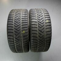 2x Pirelli Winter Sottozero 3 * 245/40 R18 97V Winterreifen DOT 3717 6 mm