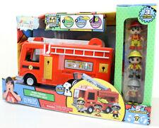 Ryans World Playdate Fire Truck w/ Blind Box Figures & Accessories