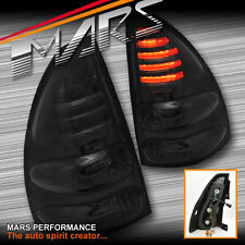 Smoked Black LED Tail Lights TOYOTA LAND-CRUISER FJ120 PRADO 03-09 Taillight