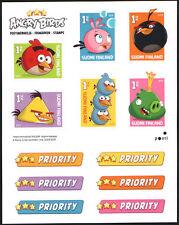Finland 2013 Angry Birds Rovio Sheet MNH