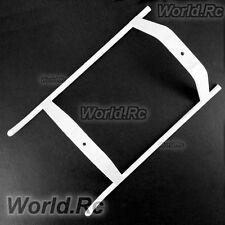 White Landing Skid For Trex T-Rex 450 Pro Helicopter - RH45050-WH
