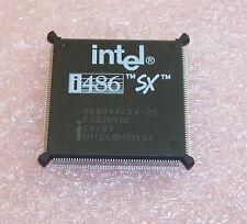 KU80486SX-25 INTEL SX683 NOS i486SX NOS UNUSED