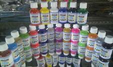 Airbrush Ready Paint ...20 vivid colours in 25 ml containers