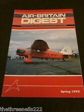 AIR BRITAIN DIGEST - SPRING 1992 - STINSON RELIANT