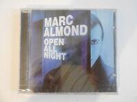 MARC ALMOND : OPEN ALL NIGHT - [ CD ALBUM NEUF ] --> PORT GRATUIT