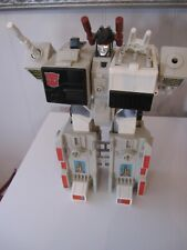 Transformers METROPLEX G1 Hasbro Takara 1985