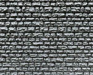 FALLER HO SCALE 1:87 DECOR SHEET STRETCHING MASONRY BN 170863