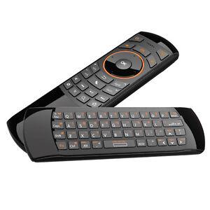 Rii i25 3 in 1 Multifunction IR controlle RF wireless keyboard  for smart TV  PC