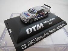 "MGM-Mercedes-Benz AMG in silber""D2 manesmann""No.1,in 1:87, Kunststoff,No.3020P"