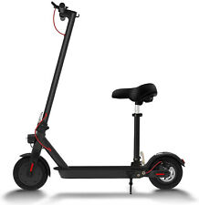 36v ADULT KIDS ELECTRIC SCOOTER BATTERY 350w MOTOR E-SCOOTER WITH SEAT UK STOCK