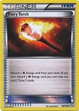 1x Pokemon Flashfire Fiery Torch 89/106 HOLOFOIL Promo Trainer Card
