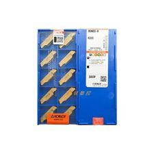 H●KORLOY MGMN800-M NC3020 Carbide Inserts CNC TOOL.