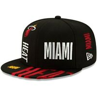 Miami Heat New Era 2019 NBA Tip-Off Series 9FIFTY Adjustable Snapback Hat -