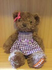 More details for rare easyjet lily limited edition soft plush teddy toy souvenir suki gifts vgc