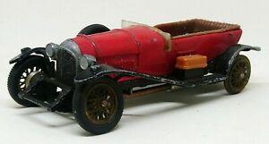 Vintage Corgi John Steed 1927 Bentley from Avengers gift set No. 40 - 1966 -1969