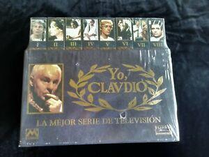 """Serie TV: """"Yo, Claudio"""". Edición Especial."""