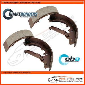 CBA Front Brake Shoes for ISUZU ELF, 250 2000Kg, TLG22 - N1554