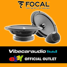 "Focal Integration 16.5cm 6.5"" 140 Watt Quality 2 Way Car Door Component Speakers"
