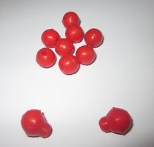 MOD - Antenna Pennant Flag attaching  Balls 3mm - PL10 Red