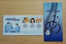 2010 Malaysia Medical Excellence 3v Stamps on FDC (Melaka Cachet)