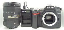 Nikon D7000 16.2MP DSLR Camera w/AF-S DX NIKKOR 18-200mm f/3.5-5.6G ED II Lens