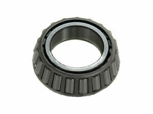 For 1988-1989 Merkur Scorpio Differential Bearing Rear Outer Timken 68843HP