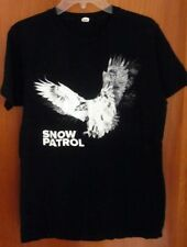 SNOW PATROL med T shirt Fallen Empires tour 2012 tee This Isn't Everything Are