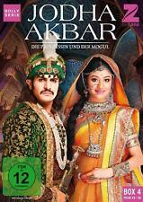 Jodha Akbar - Die Prinzessin und der Mogul (Box 4) (Folge 43-56) (2018, DVD video)