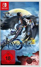 Bayonetta 2 (inkl. Bayonetta 1 als Download Code) (Nintendo Switch) (Neu)