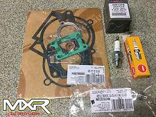 KTM SX 50 2002-08 TOP END REBUILD KIT CD PISTON FULL GASKET SET LITTLE END PLUG