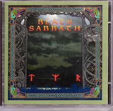 Black Sabbath - TYR CD 1990 RARE UK 1st pressing Tony Martin