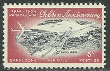 U.S. Possession Canal Zone Airmail stamp scott c37 - 8 cent issue - mnh #4