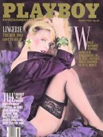 PLAYBOY MARCH 1988 Susie Owens Teri Lynn Doss Janice Dickenson Tom Waits